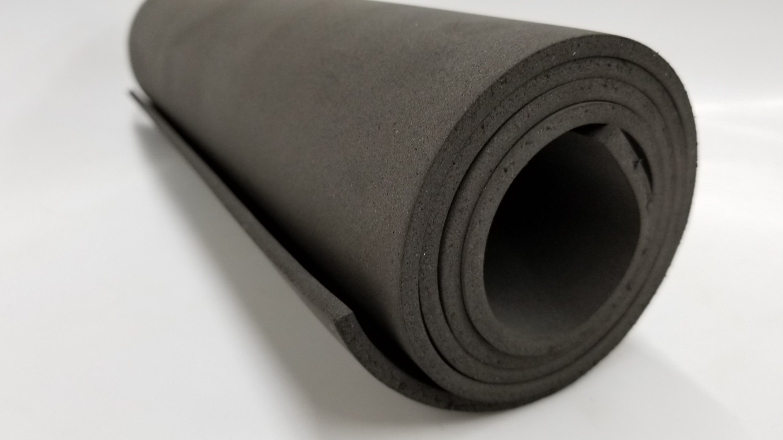 Sponge Neoprene Foam Rubber Sheets and Strips Soft/Medium Hardness- Cut to multiple dimensions and lengths - DIY, Gaskets, Cosplay, Costume, Crafts by Rubber Sheet Warehouse