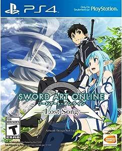 Jogo Sword Art Online: Lost Song - Ps4
