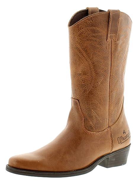Wrangler, Stivali donna Marrone marrone 41: Amazon.es: Zapatos y complementos