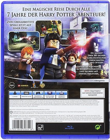 Lego Harry Potter Collection [Importación Alemana]: Amazon.es ...