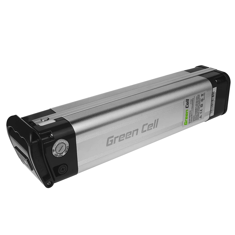 GC/® E-BIKE Battery 36V 11.6Ah Electric Bicycle Bike Rear Rack with Charger and Li-Ion Panasonic Cells Univega U.Move Ancheer Relay MIFA