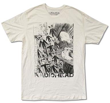 76fb5320 Amazon.com: W.A.S.T.E. Adult Radiohead