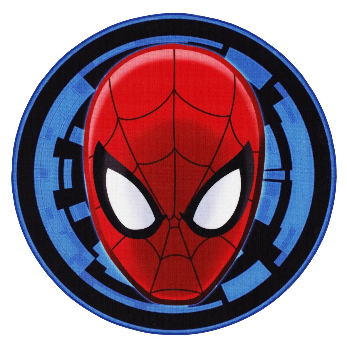 B Carpet Marvel Comics Alfombra Spider-Man 100 x 100 cm: Amazon.es: Hogar