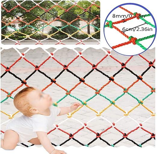 Red de Seguridad, Escaleras For Niños Protección de Balcón Red De Seguridad Del Edificio Red de