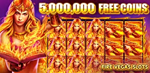 Fire Vegas Slots by Mangolee Games