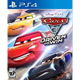 Cars 3: Driven to Win - PlayStation 4 - Standard Edition