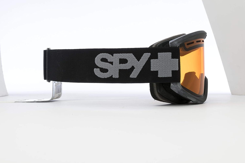 Talla Medium Spy Getaway color negro Gafas de esqu/í