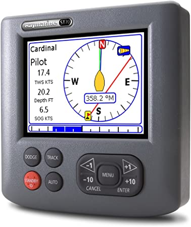 Raymarine ST70 - Unidad de Control para Autopilot (Control Head) - E12196: Amazon.es: Deportes y aire libre