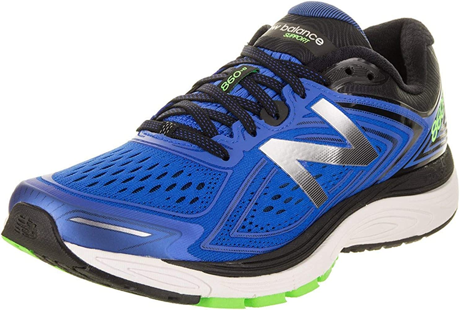 New Balance m860v8 Zapatillas Running - SS18 - Azul, 7.5 UK: New ...