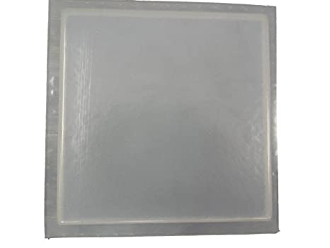 Amazon Com Square 12inch Plain Smooth Cement Or Plaster