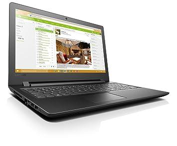 "Lenovo Ideapad 110-15IBR - Ordenador portátil de 15"" HD (Intel Celeron N3160"