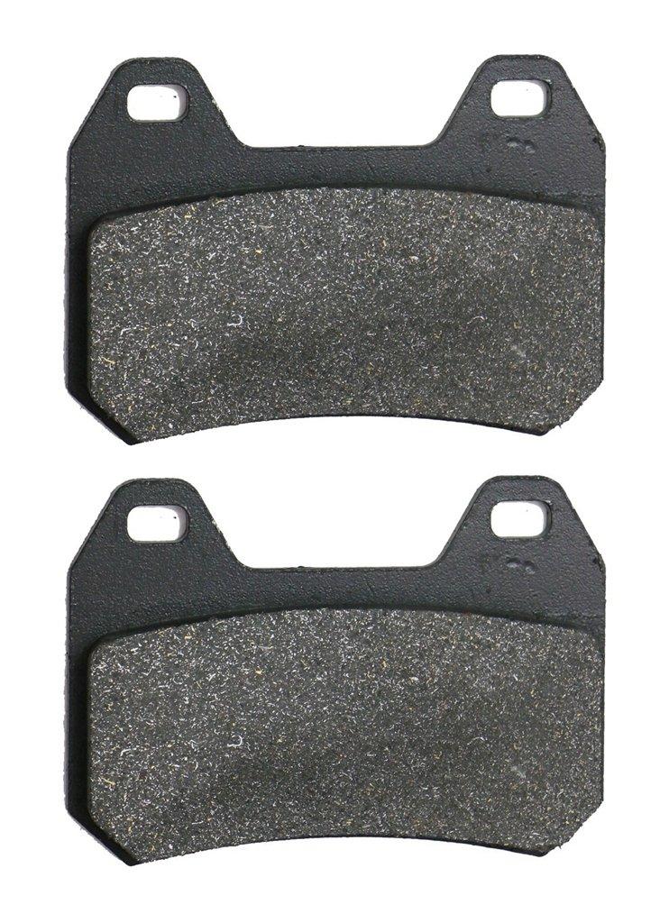 Trasera Brake Pad Carbono fit for Street Bike K1200 K1200LT K 1200 LT Lux 01 02 03 04 05 06 07 08 09 10 11 12 13 14 15 2001 2002-2015 1 Pair 2 Pads