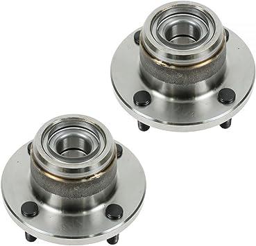 Automotive Wheel Hubs & Bearings Rear Wheel Hub Bearings Pair Set ...