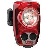 CYGOLITE Hotshot Pro– 200 Lumen Bike Tail Light [FLEXIBLE MOUNT TYPE]– 6 Night & Daytime Modes– User Adjustable Flash Speed- Compact Design– IP64 Water Resistant– USB Rechargeable–Great for Busy Roads