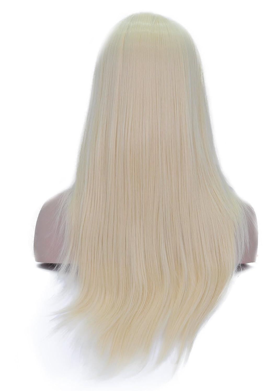 lange gerade perà cken fà r frauen 55 9 cm 613 blonde und gold