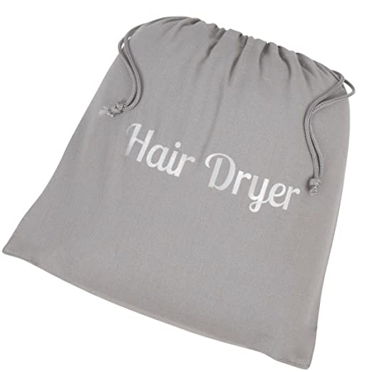 The Hair Dryer Bag travel product recommended by mod motive on Lifney.