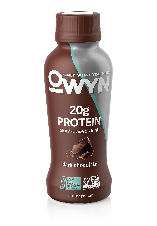 OWYN batido de proteínas 100% vegetales veganas para ...