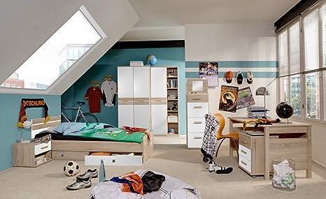 Dreams4Home Camera da letto dei set \'Simba II\', letto + vibrazione ...