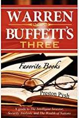 Warren Buffett's 3 Favorite Books: A guide to The Intelligent Investor, Security Analysis, and The Wealth of Nations Paperback