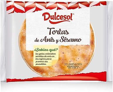 Dulcesol Tortas de Anis, 200g