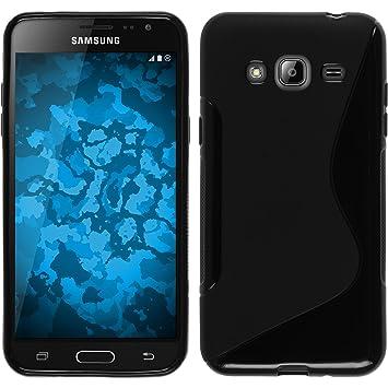 PhoneNatic Funda de Silicona para Samsung Galaxy J3: Amazon.es ...