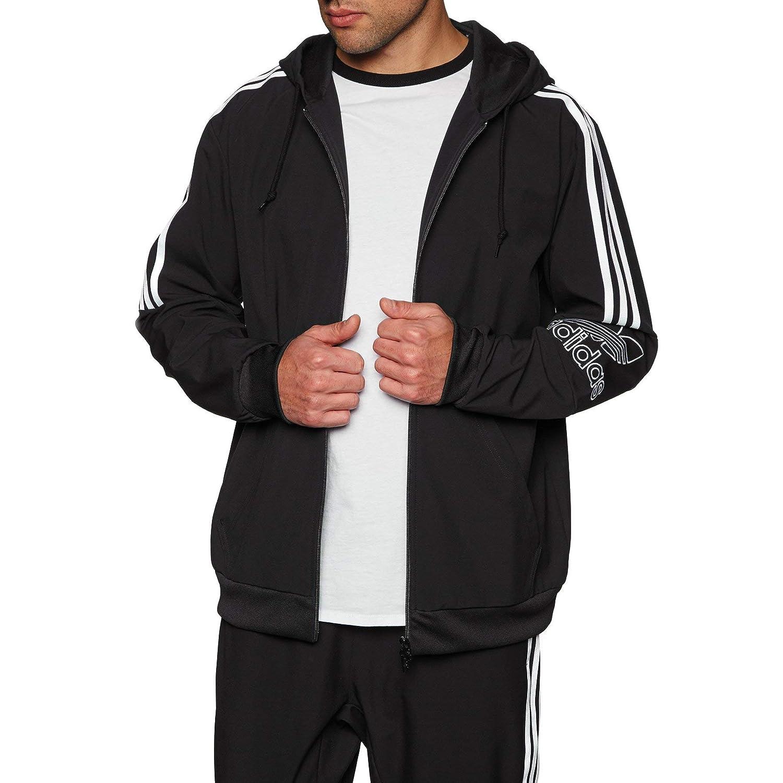 adidas Originals Outline Fz Hood Zip Hoody: