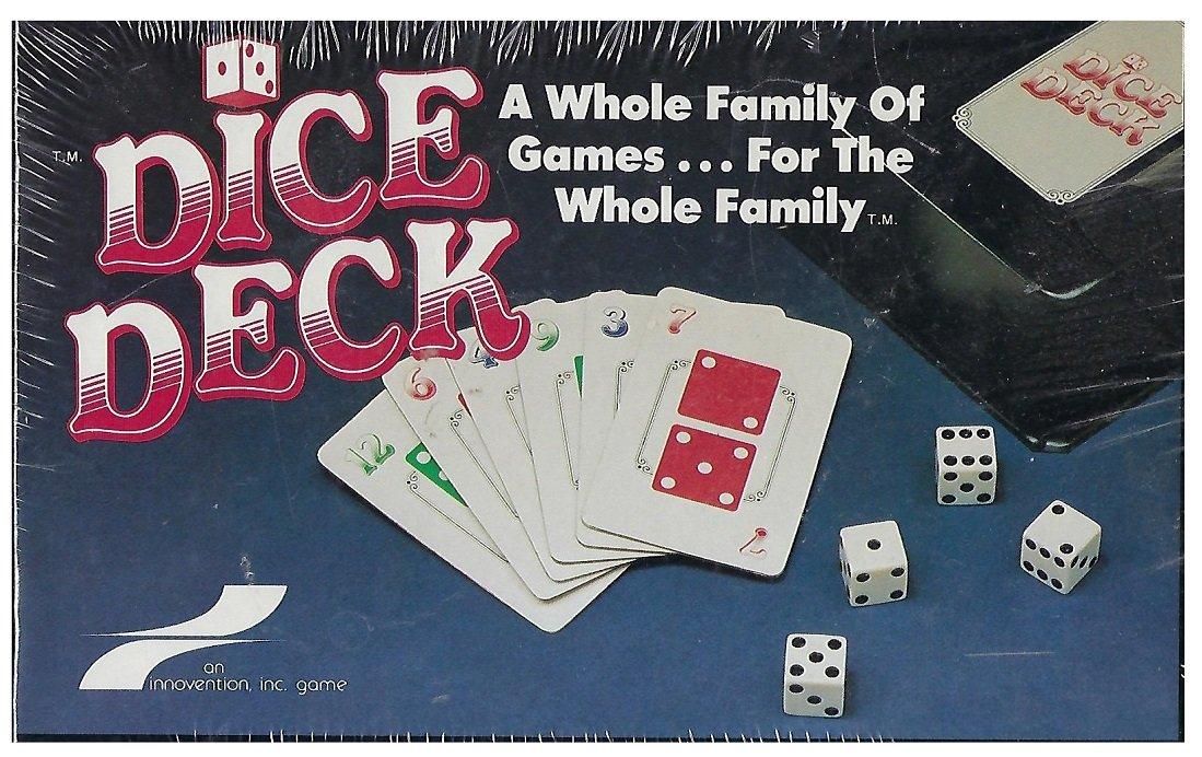 新品本物 Dice Deck; Family of the Games Dice for of the Whole Family B000W9DVAU, Carnet de Paris カルネドパリ:98dc406e --- cliente.opweb0005.servidorwebfacil.com
