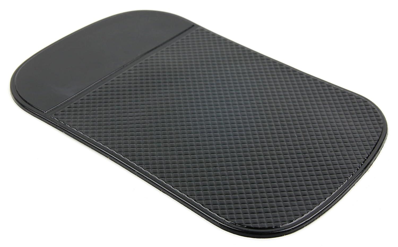 DURAGADGET High-Grade Rubber Anti-Slip Car Dashboard Pad/Mat - Compatible with The BLU Advance 4.0 L | Advance 4.0 L2 | Advance 5.0