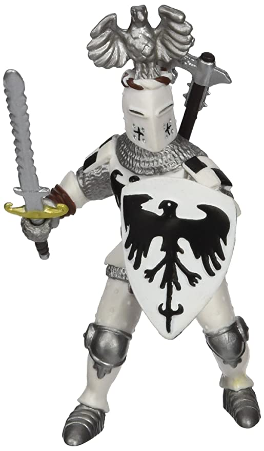 Papo 39778 Chevalier en OR Armour Figure
