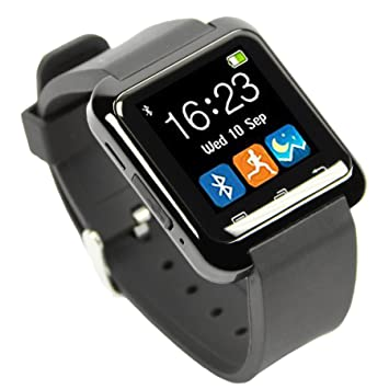 U80 Bluetooth 4.0 Multi-idiomas Reloj Inteligente Smartwatch con ...