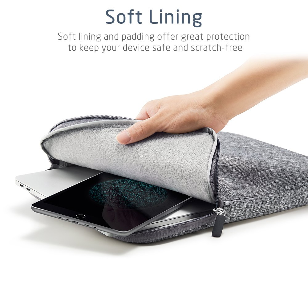 39f4895d9b ESR 13-13.3 Inch Laptop Sleeve Bag Portable Carrying  Amazon.co.uk   Electronics