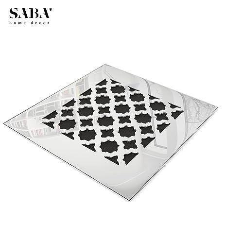 SABA Air Vent Cover Grille   Acrylic Fiberglass 10u0026quot; X 10u0026quot; Duct  Opening (