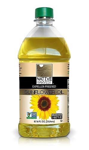 Rdzenny wytłok żniwny tłoczony olej słonecznikowy niezmodyfikowany genetycznie