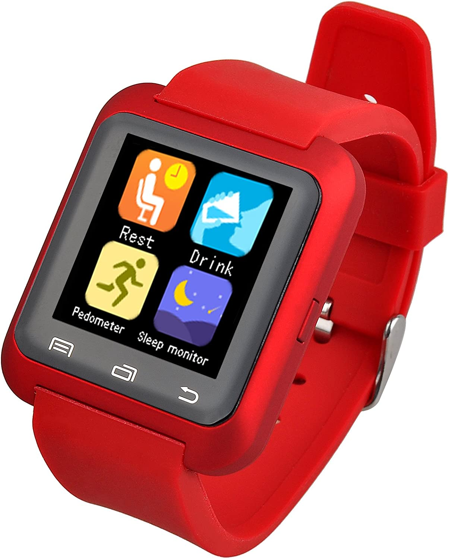 Wanway [Upgraded Version of U8] U80 Bluetooth 4 0 Smart Wrist Wrap ...