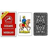 MODIANO Siciliane 96 - Carte da gioco regionali