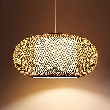 AEXU Exquisito Lámparas, Sudeste Asiático Lámpara de Bambú ...
