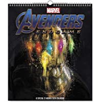 Marvel Avengers Endgame Special Edition 2020 Wall Calendar