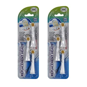 Amazon.com: mouthwatchers antimicrobiano Floss plata de ...