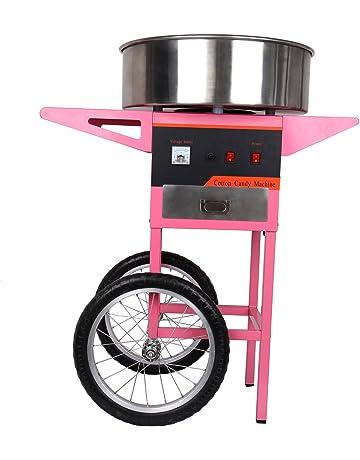 TryESeller Máquina eléctrica de algodón Dulce para Dulces