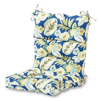 Amazon.com: Greendale Home Fashions - Cojín para silla de ...