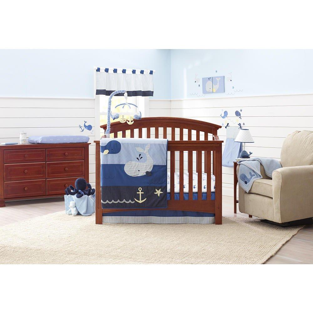 Amazoncom Nautica Kids Brody Nursery Bedding Collection 4