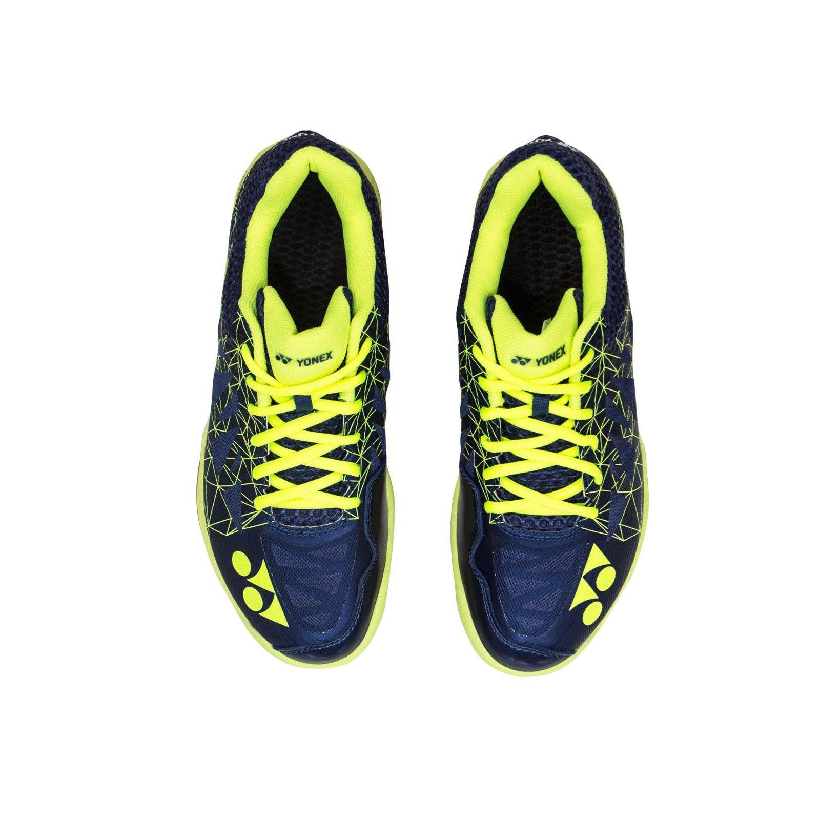Yonex Aerus 2 Men's Indoor Court Shoe Navy (8.5) by Yonex (Image #1)