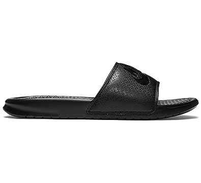 fbf8cf49a4ac Nike Men s Benassi JDI Beach   Pool Slides  Amazon.co.uk  Shoes   Bags