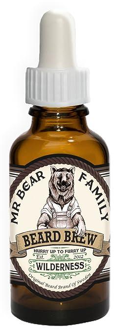 mr bear beard brew