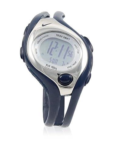 Nike Reloj analogico para Hombre de Cuarzo con Correa en Caucho WR0090402: Amazon.es: Relojes