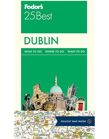 Fodors Dublin 25 Best (Full-color Travel Guide)