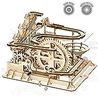 Rokr 3D Waterwheel Coaster Puzzle Model Kit