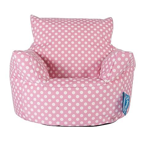Poltrone Per Bambini Design.Lounge Pug Poltrona Sacco Per Bambini Pouf Motivo Per