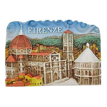 Kesheng Imán para Nevera Florencia Italia para Decoración del ...