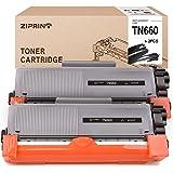 Amazon.com: printronic COMPATIBLES BROTHER tn630 TN660 Toner ...